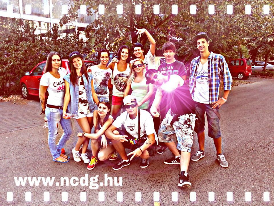 ncdg - no control dance group - Dunaújváros