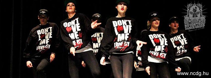 No Control Dance: aranyat Paksrol