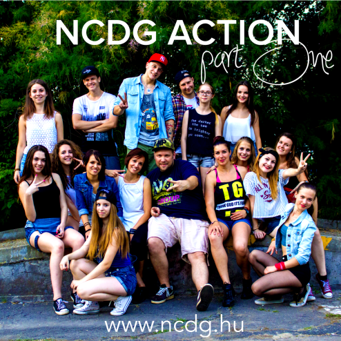 NCDG FIRST SHOT IN SUMMER 2015