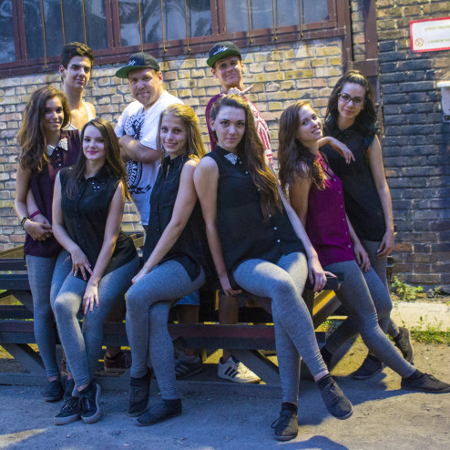 NO CONTROL DANCE GROUP – SUMMER SHOOTING ACTION – PART TWO