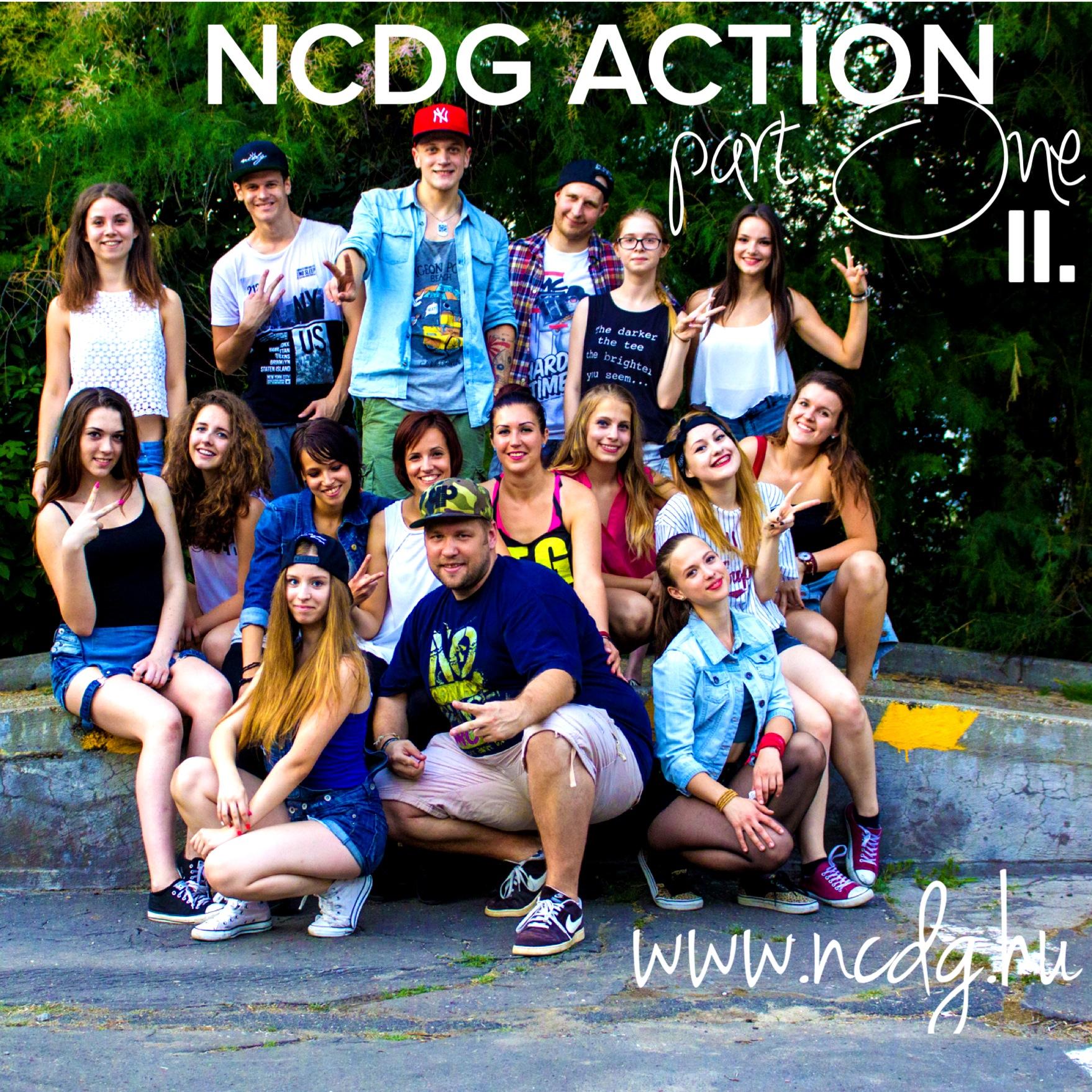 NCDG-SUMMER-ACTION partOne II