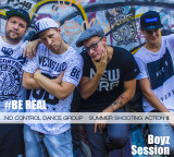 NO CONTROL DANCE GROUP – SUMMER SHOOTING ACTION – PART 3