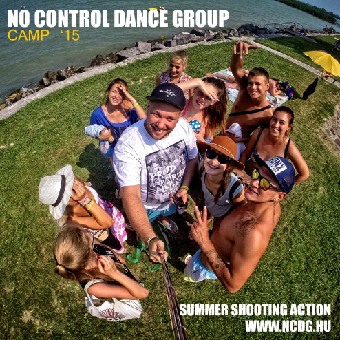 NO CONTROL DANCE GROUP – SUMMER SHOOTING ACTION – PART 6