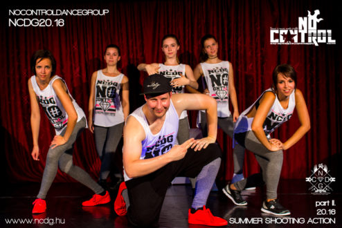 NO CONTROL DANCE GROUP – SUMMER SHOOTING ACTION [2016] PART 2 – COMING SOON