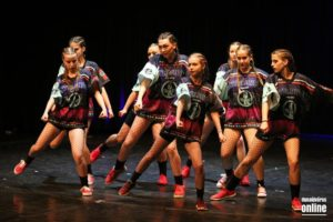 NCDG 20.17 - VIOLIN GALA - HIP-HOP DANCE TEAM - HUNGARY