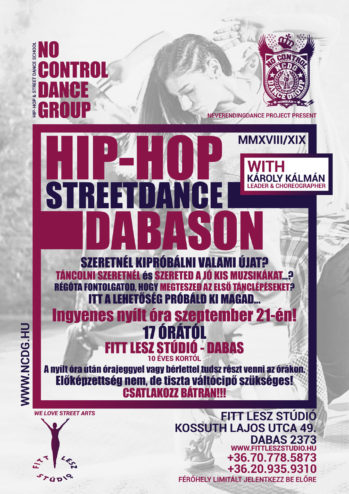 NCNTRL – DABASON – HIP-HOP DANCE